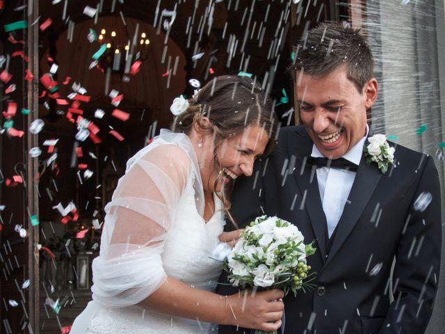 Il matrimonio di Alessandro e Eleonora a Trescore Balneario, Bergamo 17
