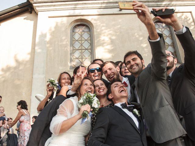 Il matrimonio di Alessandro e Eleonora a Trescore Balneario, Bergamo 21