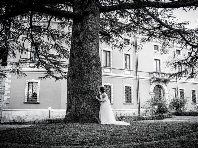 Il matrimonio di Alessandro e Eleonora a Trescore Balneario, Bergamo 28