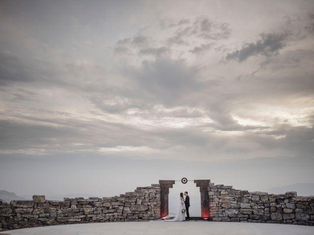 Le nozze di Jasmine e Roberto