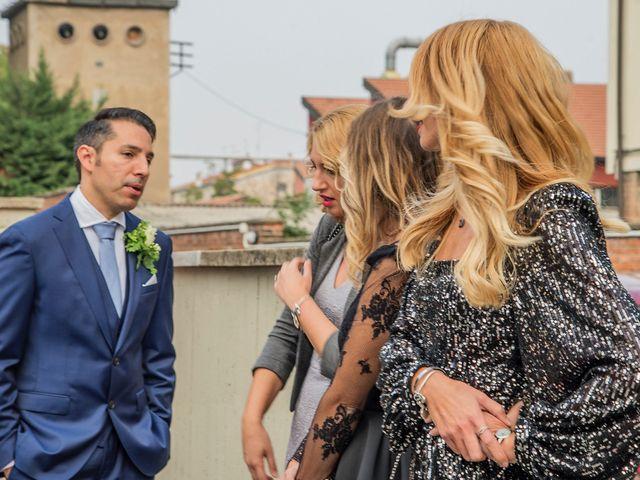 Il matrimonio di Antonio e Serena a Bologna, Bologna 1