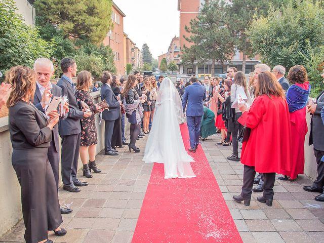 Il matrimonio di Antonio e Serena a Bologna, Bologna 13
