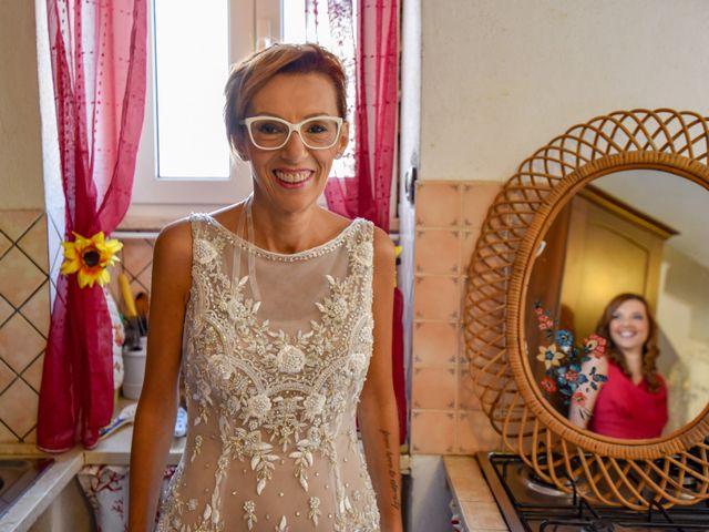 Il matrimonio di Roberto e Mariangela a Procida, Napoli 6