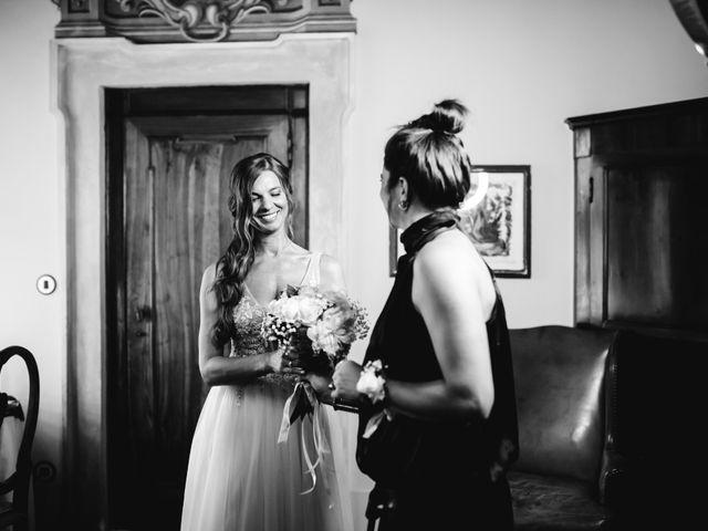 Il matrimonio di Federico e Giada a Mossano, Vicenza 6