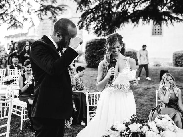 Il matrimonio di Federico e Giada a Mossano, Vicenza 12