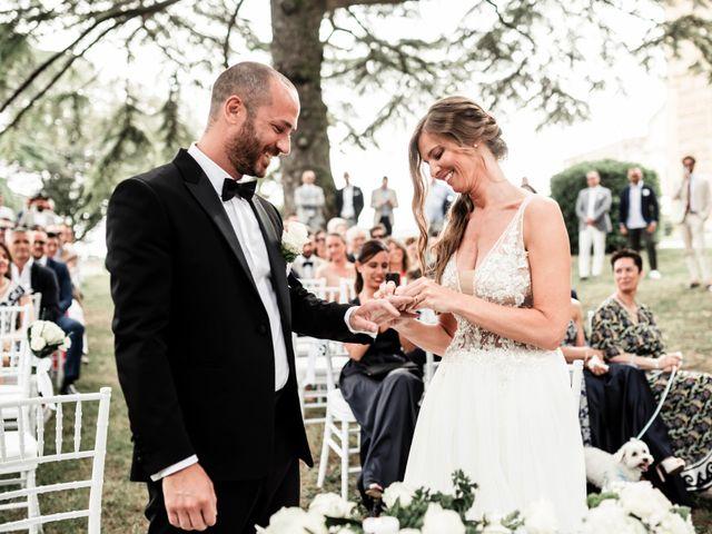 Il matrimonio di Federico e Giada a Mossano, Vicenza 14