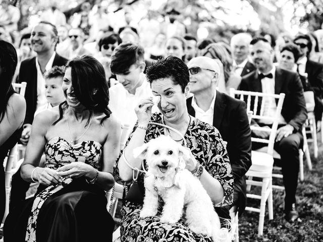 Il matrimonio di Federico e Giada a Mossano, Vicenza 15
