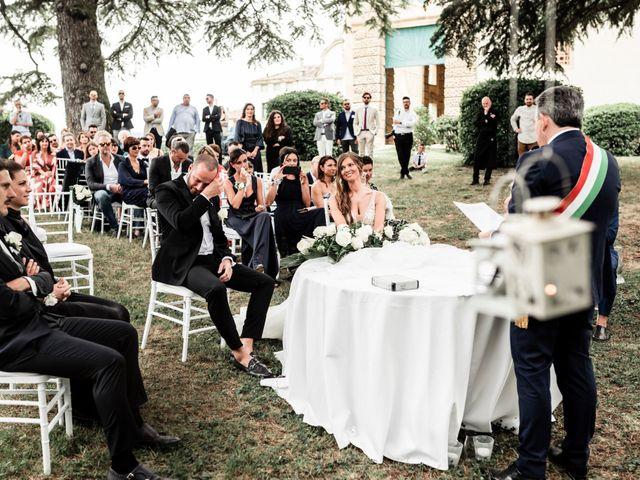 Il matrimonio di Federico e Giada a Mossano, Vicenza 17