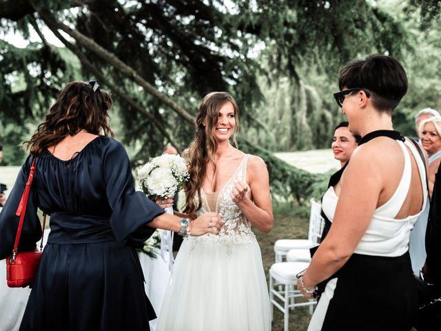 Il matrimonio di Federico e Giada a Mossano, Vicenza 19