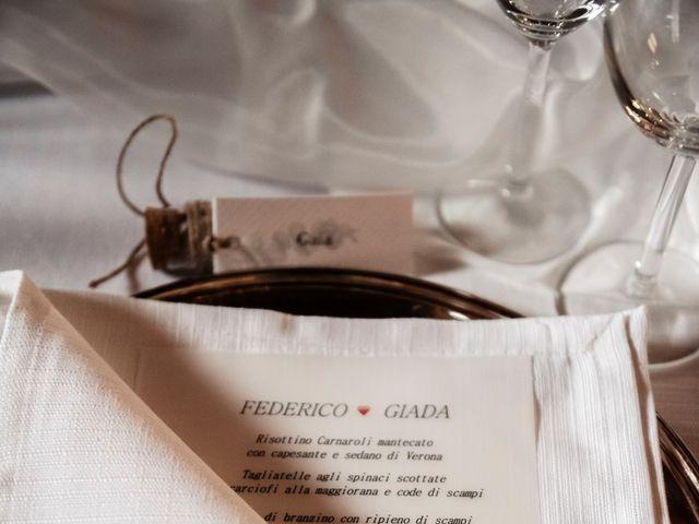 Il matrimonio di Federico e Giada a Mossano, Vicenza 25