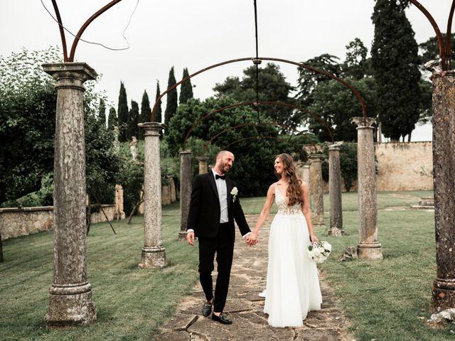Il matrimonio di Federico e Giada a Mossano, Vicenza 27
