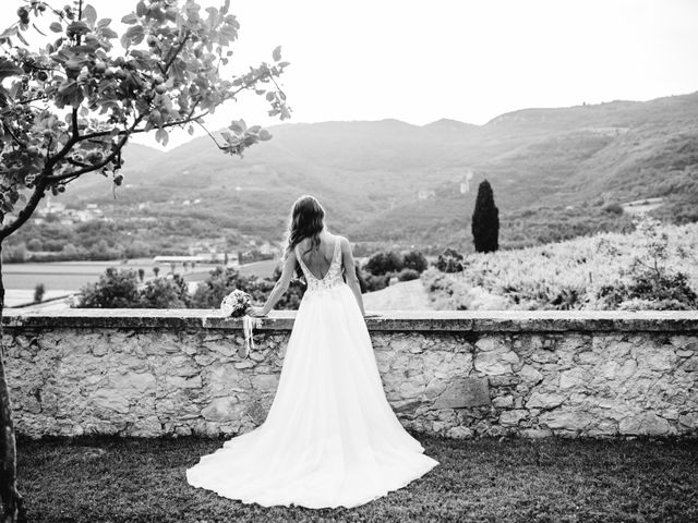 Il matrimonio di Federico e Giada a Mossano, Vicenza 30