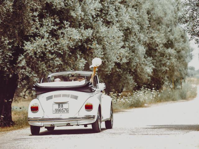 Il matrimonio di Nico e Natasha  a Ostuni, Brindisi 39
