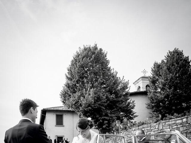 Il matrimonio di Alessandro e Eleonora a Trescore Balneario, Bergamo 11