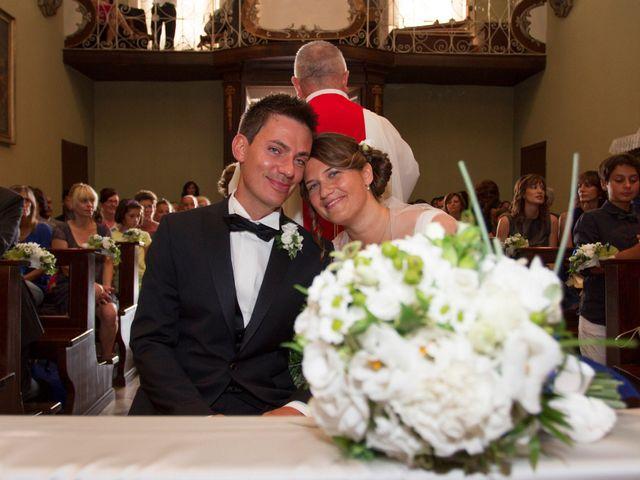 Il matrimonio di Alessandro e Eleonora a Trescore Balneario, Bergamo 14