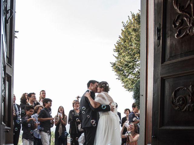 Il matrimonio di Alessandro e Eleonora a Trescore Balneario, Bergamo 19