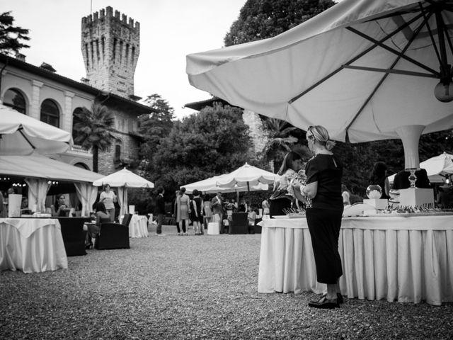 Il matrimonio di Alessandro e Eleonora a Trescore Balneario, Bergamo 23