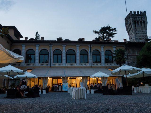 Il matrimonio di Alessandro e Eleonora a Trescore Balneario, Bergamo 31