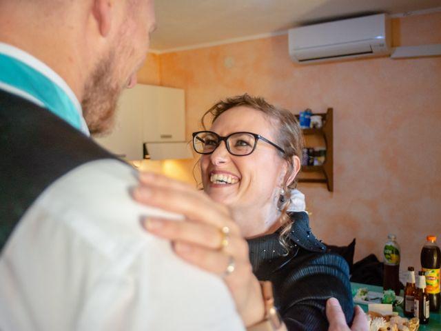 Il matrimonio di Ian e Giuliana a Santu Lussurgiu, Oristano 7