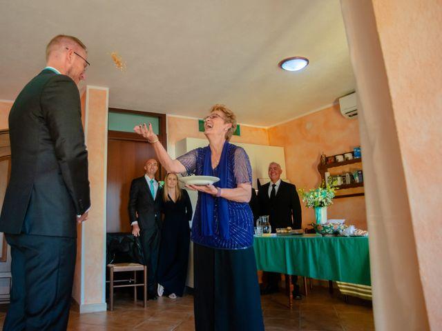 Il matrimonio di Ian e Giuliana a Santu Lussurgiu, Oristano 13