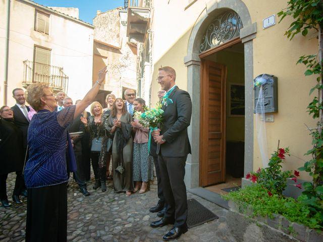 Il matrimonio di Ian e Giuliana a Santu Lussurgiu, Oristano 14