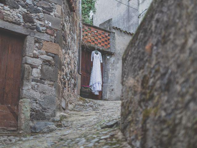 Il matrimonio di Ian e Giuliana a Santu Lussurgiu, Oristano 15