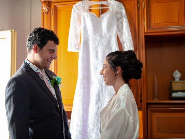 Il matrimonio di Ian e Giuliana a Santu Lussurgiu, Oristano 18