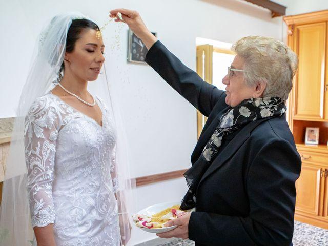 Il matrimonio di Ian e Giuliana a Santu Lussurgiu, Oristano 21