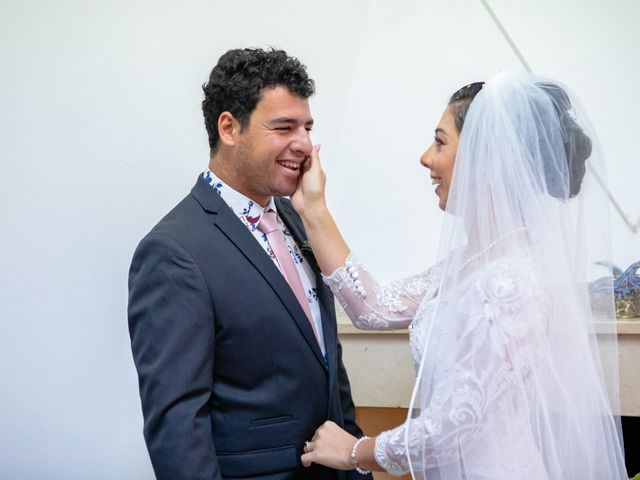 Il matrimonio di Ian e Giuliana a Santu Lussurgiu, Oristano 22