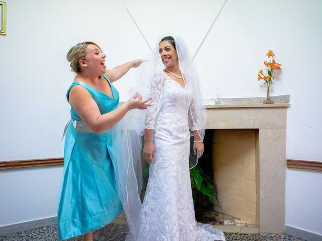 Il matrimonio di Ian e Giuliana a Santu Lussurgiu, Oristano 23