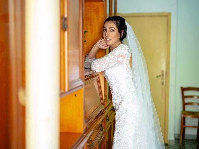 Il matrimonio di Ian e Giuliana a Santu Lussurgiu, Oristano 25