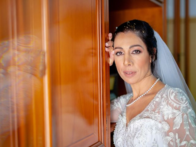 Il matrimonio di Ian e Giuliana a Santu Lussurgiu, Oristano 26