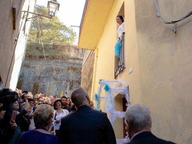 Il matrimonio di Ian e Giuliana a Santu Lussurgiu, Oristano 27