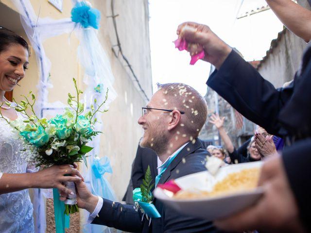 Il matrimonio di Ian e Giuliana a Santu Lussurgiu, Oristano 29