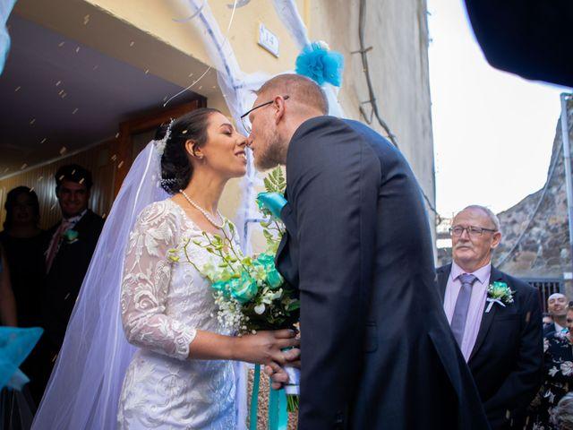 Il matrimonio di Ian e Giuliana a Santu Lussurgiu, Oristano 30