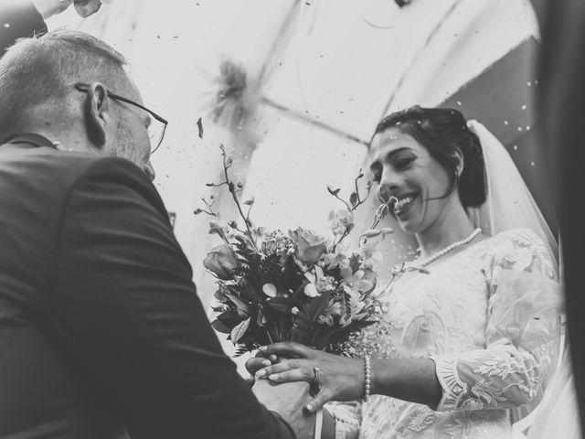Il matrimonio di Ian e Giuliana a Santu Lussurgiu, Oristano 31