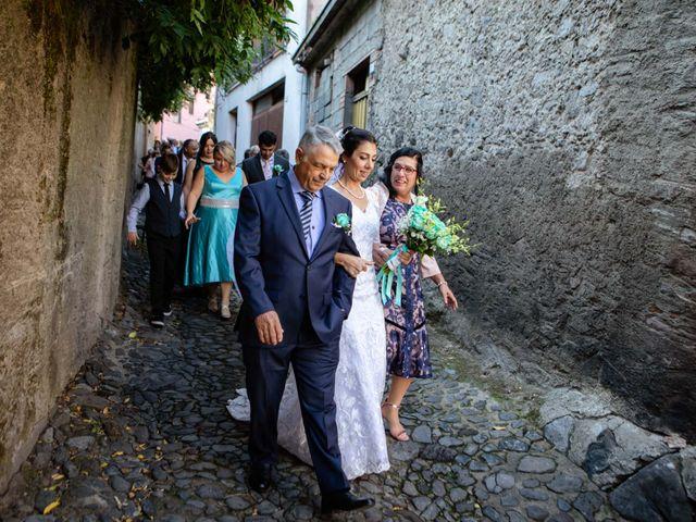 Il matrimonio di Ian e Giuliana a Santu Lussurgiu, Oristano 32