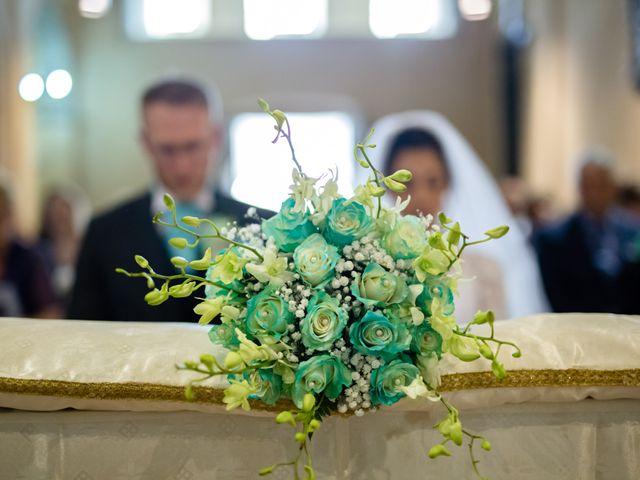 Il matrimonio di Ian e Giuliana a Santu Lussurgiu, Oristano 33