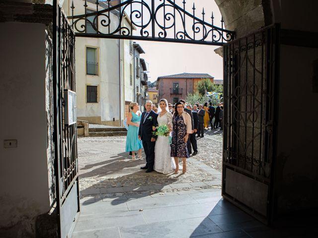 Il matrimonio di Ian e Giuliana a Santu Lussurgiu, Oristano 34