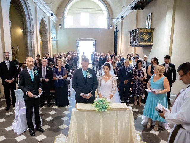 Il matrimonio di Ian e Giuliana a Santu Lussurgiu, Oristano 35