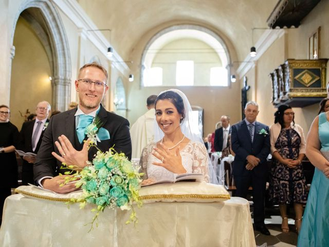 Il matrimonio di Ian e Giuliana a Santu Lussurgiu, Oristano 36