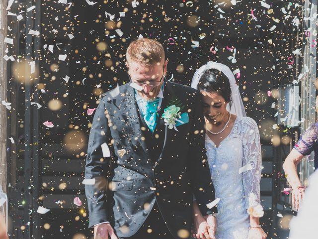 Il matrimonio di Ian e Giuliana a Santu Lussurgiu, Oristano 37