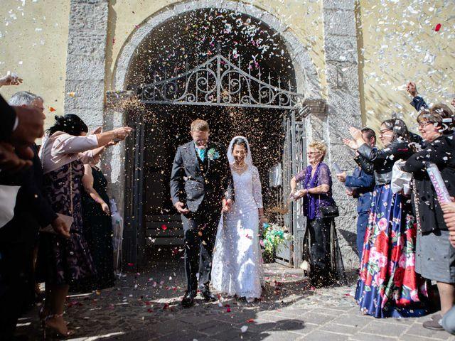 Il matrimonio di Ian e Giuliana a Santu Lussurgiu, Oristano 38