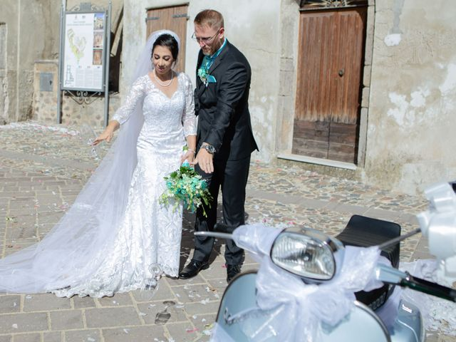 Il matrimonio di Ian e Giuliana a Santu Lussurgiu, Oristano 39