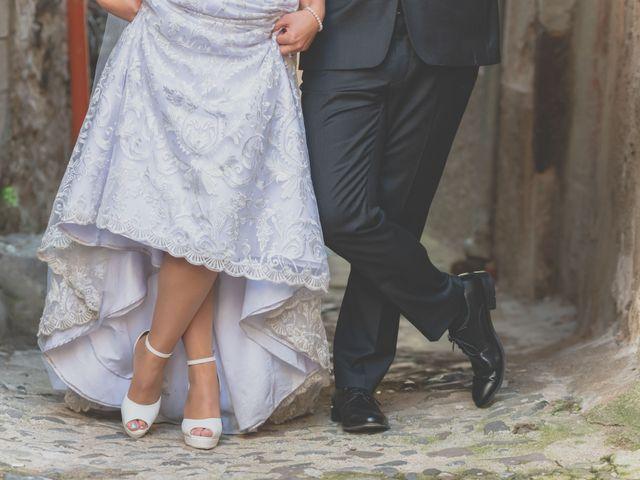 Il matrimonio di Ian e Giuliana a Santu Lussurgiu, Oristano 42