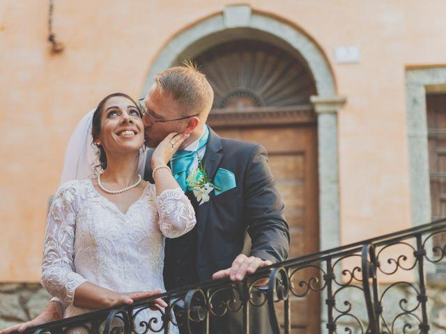 Il matrimonio di Ian e Giuliana a Santu Lussurgiu, Oristano 47