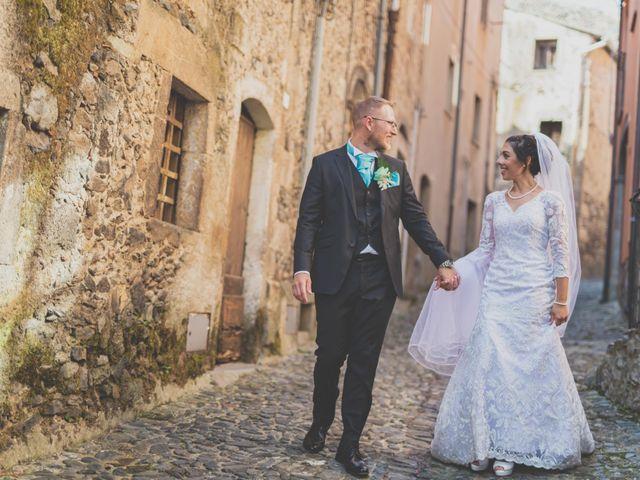 Il matrimonio di Ian e Giuliana a Santu Lussurgiu, Oristano 48