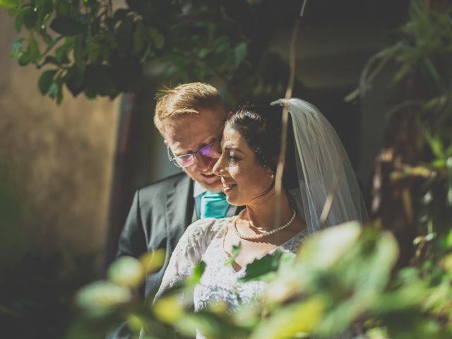 Il matrimonio di Ian e Giuliana a Santu Lussurgiu, Oristano 49
