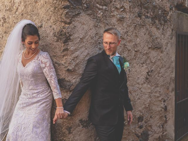 Il matrimonio di Ian e Giuliana a Santu Lussurgiu, Oristano 50