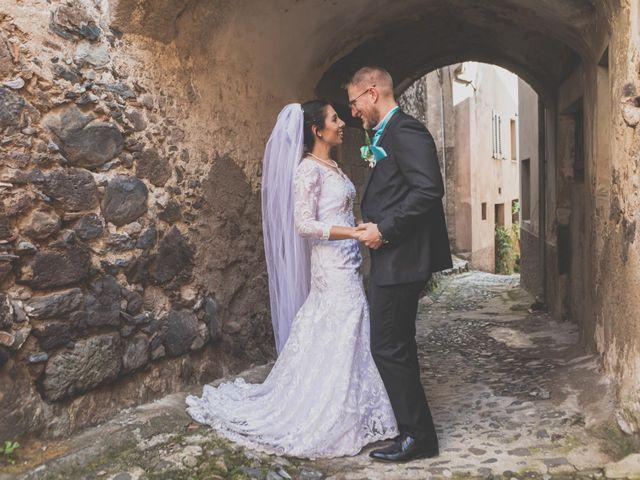 Il matrimonio di Ian e Giuliana a Santu Lussurgiu, Oristano 51
